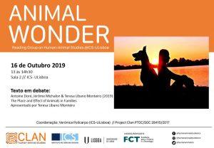 16-10-19 Cartaz Animal Wonder
