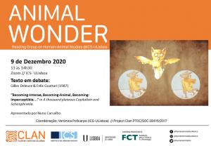09-12-2020 Cartaz Animal Wonder